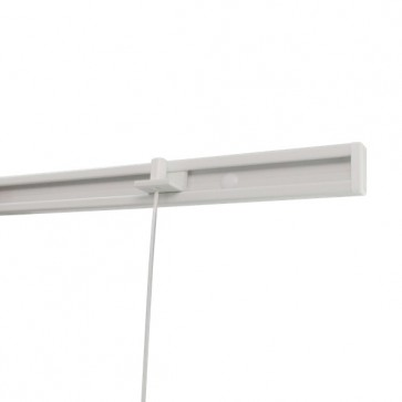 Avanti Cantilever Recessed Installation Kit White