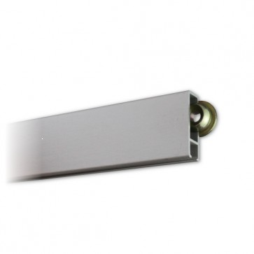 Locator classic rail silver 10 pack on white background