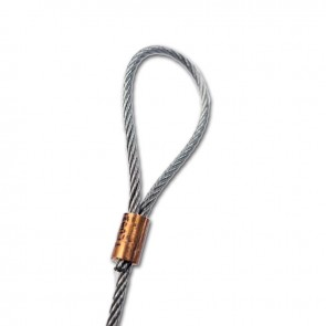 Accessories: S15 - Steel with loop, 1.5m