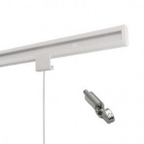 Avanti wall mounted (standard) - hangers and hooks