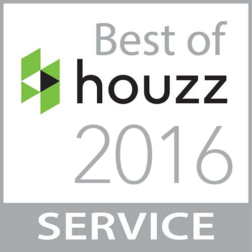 Houzz winner badge 2016